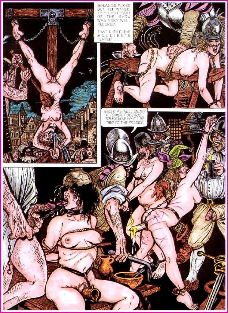 секс бдсм в средневековье - 14